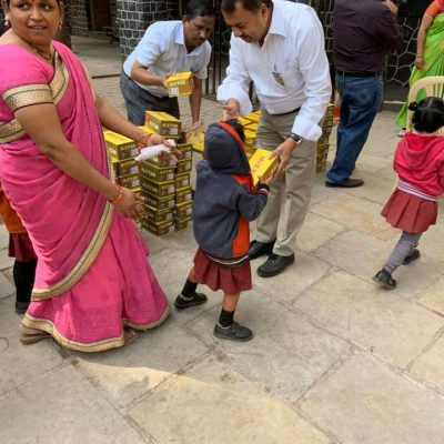 Shoes Distribution in India